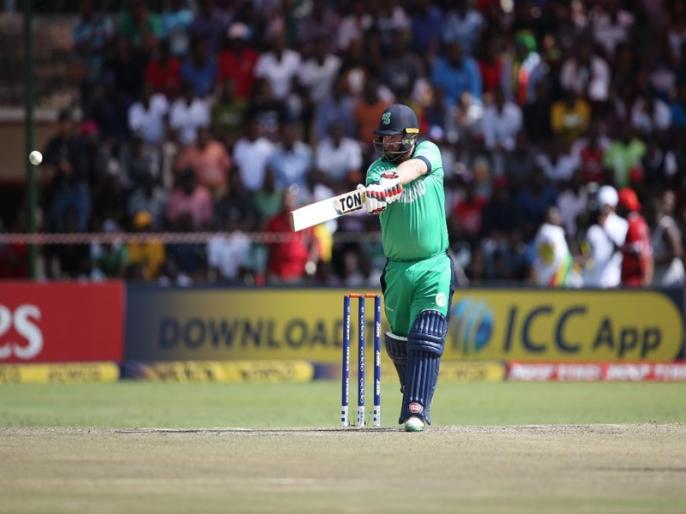 Ireland vs Bangladesh: Paul Stirling make 130 runs in 141 balls | Ireland vs Bangladesh: पॉल स्टर्लिंग की जबरदस्त पारी, 12 बाउंड्री की मदद से बनाए 130 रन