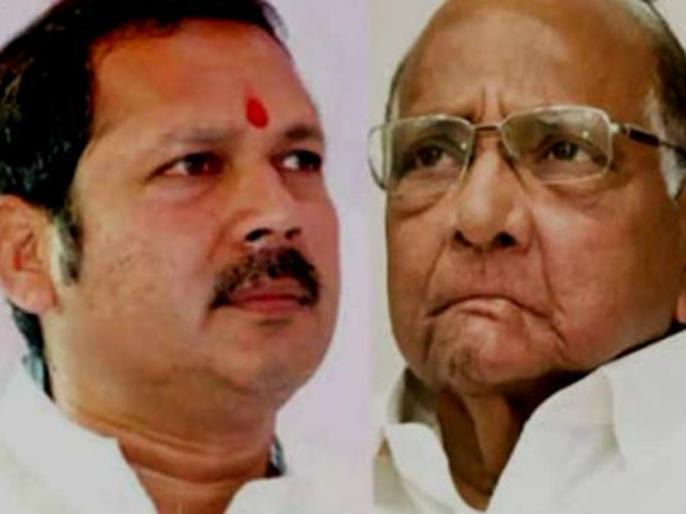 Book controversy: NCP's big charge on Udayanraje, a descendant of Shivaji, kneels before BJP | पुस्तक विवाद: शिवाजी के वंशज उदयनराजे पर NCP का बड़ा आरोप,भाजपा के सामने टेक दिएघुटने