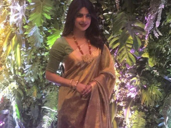 Priyanka Chopra honored with UNICEF's Danny Kaye Humanitarian Award | प्रियंका चोपड़ा यूनिसेफ के डैनी काये मानवतावादी पुरस्कार से सम्मानित