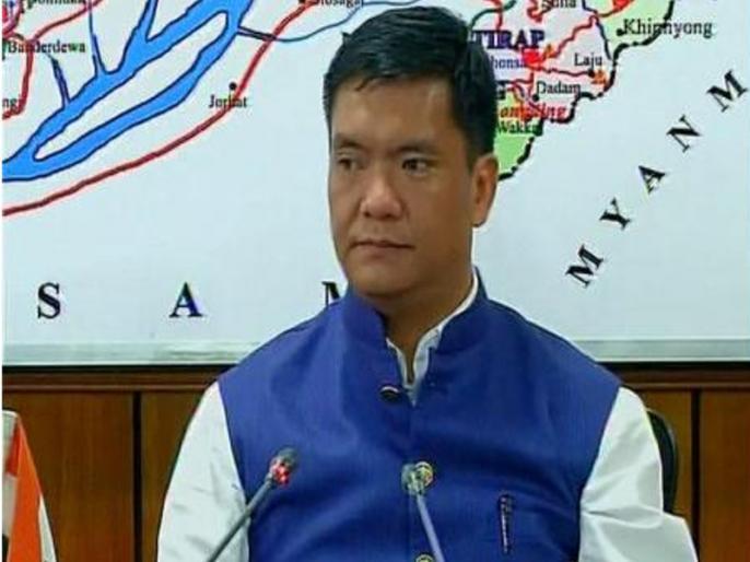 rape allegations against Arunachal Pradesh CM Pema Khandu | अरुणाचल प्रदेश के CM पर लगे रेप के आरोप, पुलिस ने महिला को भगाया-पीड़िता पहुंची दिल्ली
