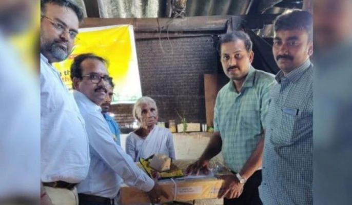 85-year-old 'Amma with one rupee idli' is no longer required to burn and burn... | 85 साल की'एक रुपये की इडली वाली अम्मा' को अबचूल्हा और फूंकने की जरूरत नहीं रही...