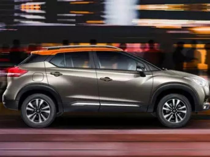 maruti brezza rival nissan subcompact suv new teaser revealed tail lamps | निसान ने दिखाई नई SUV की झलक, ब्रेजा और वेन्यू से होगी कड़ी टक्कर