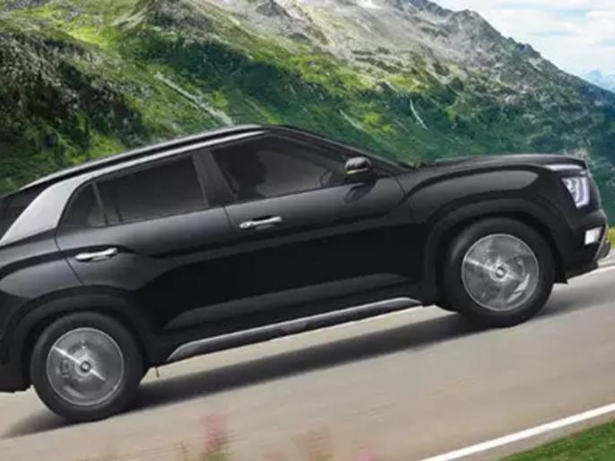 7 Seater Hyundai Creta Spotted Testing For The First Time   टेस्टिंग के दौरान दिखी 7-सीटर ह्युंडई क्रेटा, तस्वीरों में देखें कैसा है नया लुक
