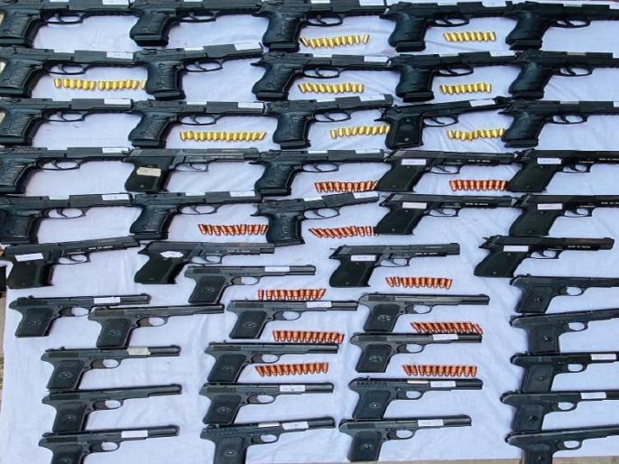 Punjab police foil terror plan seize huge cache of arms   पंजाब पुलिस ने आतंकी साजिश को किया नाकाम, बड़ी संख्या में हथियार बरामद, देश के अलग-अलग हिस्सों में वारदातों को देना था अंजाम