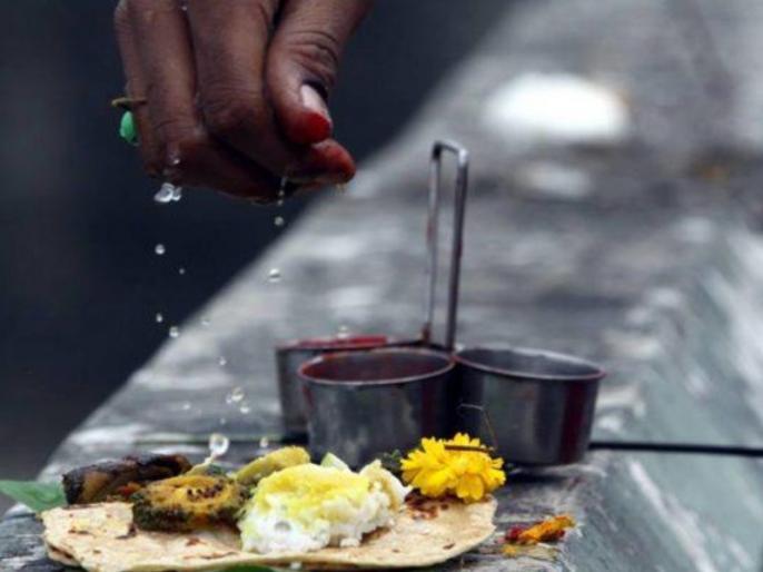 Sarv Pitra Amavasya: Learn how to worship pitra Muhurta and complete method   सर्व पितृ अमावस्याः जानें कैसे करें पितरों का तर्पण, मुहूर्त और पूरी विधि