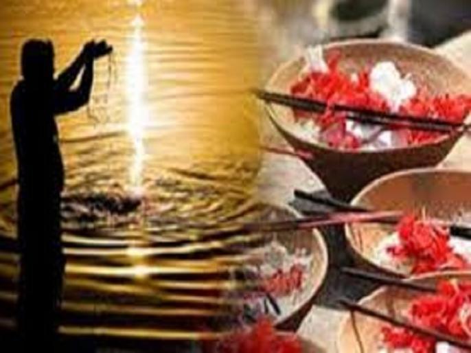 Sarv Pitra Amavasya today Learn how to worship pitra Muhurta and complete method | सर्व पितृ अमावस्याः आज ऐसे दें पितरों को विदाई, जानें तर्पण की विधि और मुहूर्त
