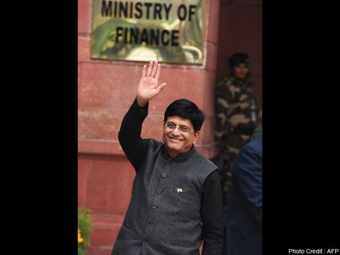 Union Minister Piyush Goyal appointed deputy leader of house in rajya sabha | बीजेपी ने राज्यसभा में रेल मंत्री पीयूष गोयल को बनाया उपनेता, रविशंकर प्रसाद की लेंगे जगह