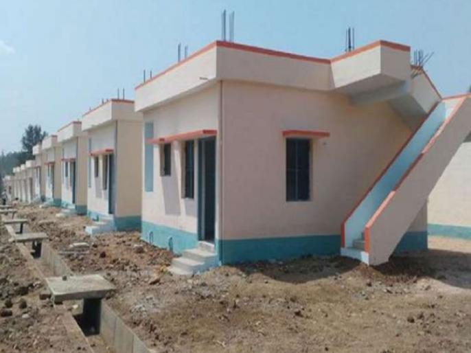 Maharashtra Only 3 percent of houses built under PM Awas Yojana | पीएम आवास योजना के तहत महाराष्ट्र में केवल 3 प्रतिशत मकान बने, देरी पर केंद्र ने राज्य के पाले में डाली गेंद