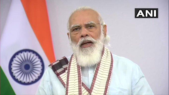 pm narendra modi address to nation at 6 pm before bihar assembly election 2020 and dussehra live updates | प्रधानमंत्री नरेंद्र मोदी: हमें ये भूलना नहीं है कि लॉकडाउन भले चला गया हो, वायरस नहीं