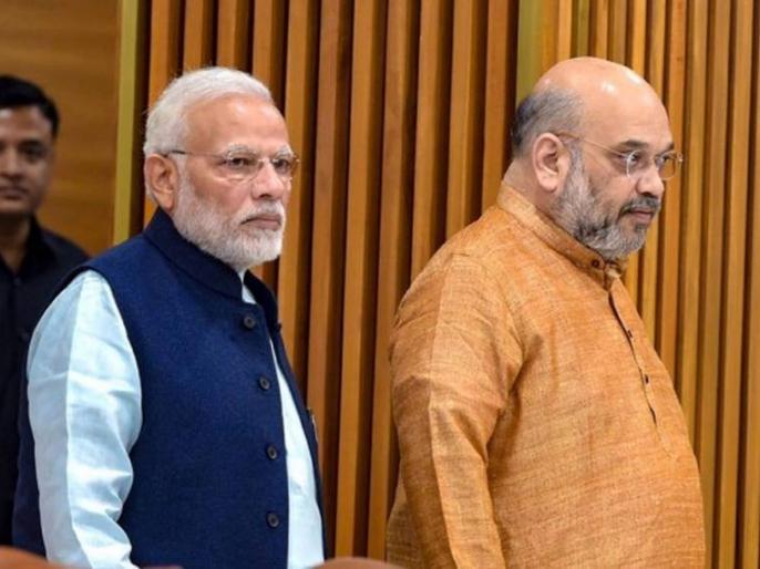 Union Cabinetexpansion and reshuffle pm narendra modi meetAmit Shah and BJP President JP NaddaPreparations | केंद्रीय मंत्रिमंडल में विस्तार और फेरबदल की तैयारी!, पीएम मोदी से मिलेअमित शाह और भाजपा अध्यक्ष जेपी नड्डा
