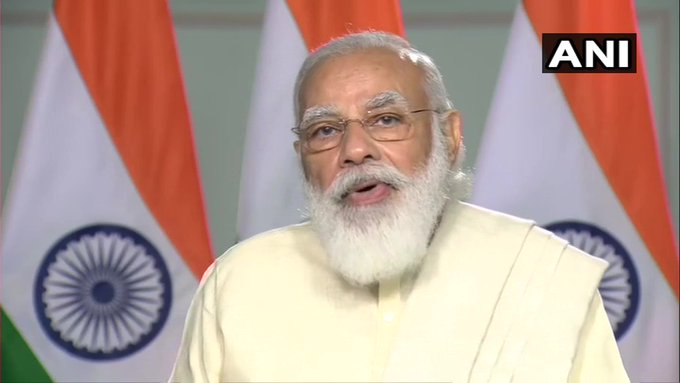 Prime Minister Narendra Modi at the 51st Annual Convocation of IIT youngsters'Ease of Doing Business' | आईआईटी छात्रों से बोले पीएममोदी, कोरोना के बाद तकनीक की बड़ी भूमिका,गुणवत्ता पर फोकस,भरोसा जीतें
