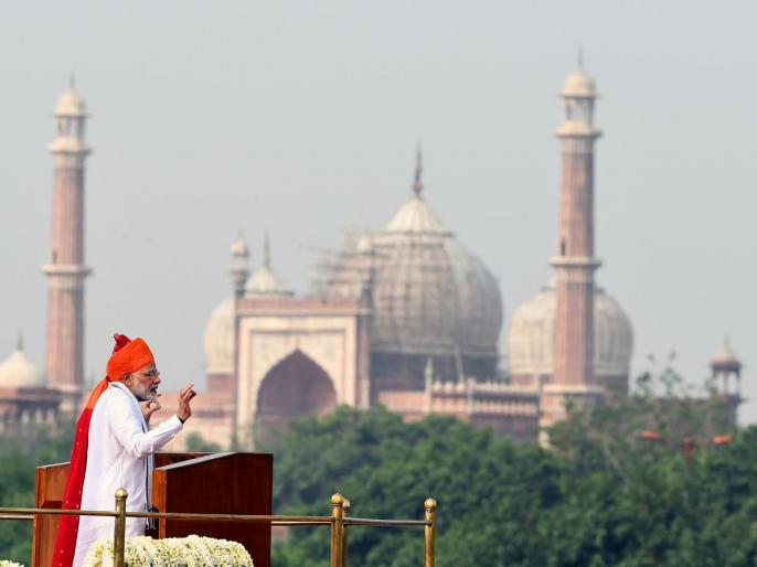 PM Narendra Modi avoided these three critical issues in Independence Day Speech | पीएम मोदी ने लालकिले से भाषण में क्यों नहीं किया नोटबंदी समेत इन तीन बातों का जिक्र?