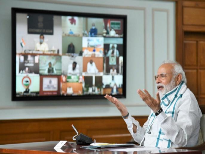 PM Narendra Modi lauds efforts of Centre, Delhi govt in containing Covid-19 situation in national capital   प्रधानमंत्री नरेंद्र मोदी ने कोविड-19 के हालात से निपटने में केंद्र और दिल्ली सरकार के प्रयासों की सराहना की