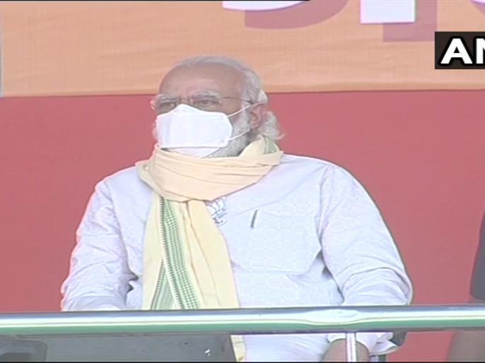 Bihar assembly elections 2020:Chirag Paswan's tweet pm modi ramvilas jaffection respect | बिहार चुनाव 2020:चिराग पासवान का ट्वीट-पापा के प्रति प्रधानमंत्री जी का यह स्नेह और सम्मान देख कर अच्छा लगा