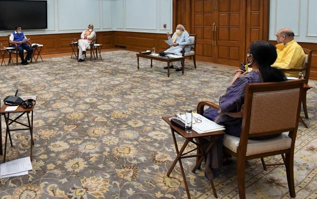 Union Cabinet's decisions PM Modi said Jai Kisan 'will work on the mantra, will bring changes in the lives of food providers, laborers and laborers | Union Cabinet's decisions: पीएम मोदी बोले-जय किसान' के मंत्र पर काम करेंगे,अन्नदाता, मजदूरऔर श्रमिक के जीवन में बदलाव लाएंगे