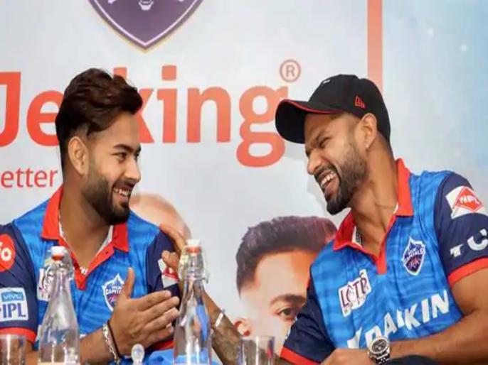 IPL 2021 Shikhar Dhawan Reveals best Thing About Rishabh Pant Captaincy | IPL 2021: 'मैन ऑफ द मैच' शिखर धवन का ऋषभ पंत पर बड़ा बयान, कहा- बड़ा स्कोर चेज करना आसान नहीं होता लेकिन...