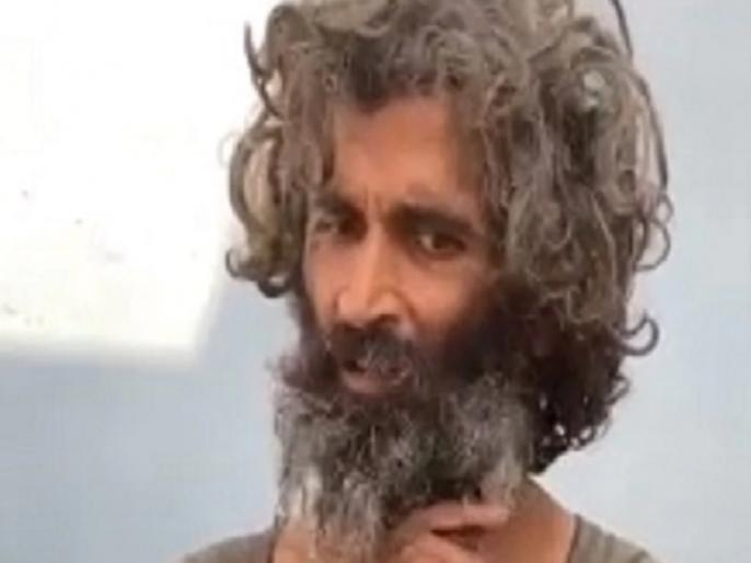 Gwalior DSP finds his own batch officer and once a marked shooter in MP Police as beggar | ठंड में ठिठुरता देख भिखारी की मदद के लिए DSP ने रोकी गाड़ी, पास जाकर देखा तो शख्स निकला उन्हीं के बैच का अधिकारी