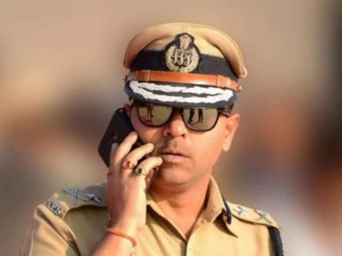 Nagpur Police Commissioner Amitesh Kumarbecome fake profilecyber cell also in action   नागपुरःअब तो पुलिस कमिश्नर अमितेश कुमार का भी फर्जी प्रोफाइल बन गया,साइबर सेल भी हरकत में