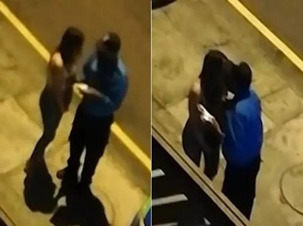 woman broke the covid rule than police kissed her instead of imposing fine, watch the video | महिला ने तोड़ा कोविड नियम, तो पुलिस ने जुर्माना लगाने के बजाय किस लेकर छोड़ा, देखें वीडियो