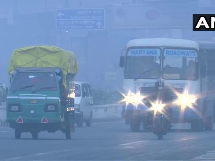Delhi: Major pollutants PM 2.5 & PM 10, both at 500 (severe category) according to the Air Quality Index (AQI) data | दिल्ली-एनसीआर में जहरीले स्मॉग की चादर, दो दिन बंद रहेंगे स्कूल, ईपीसीए ने दी घर में रहने की सलाह