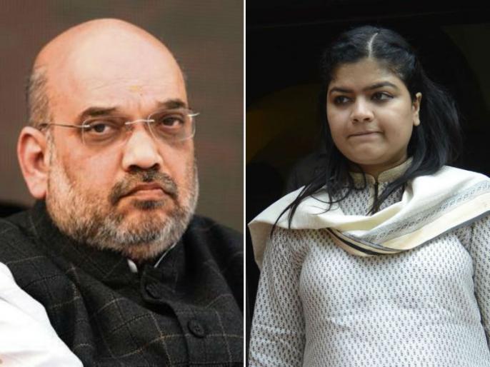 BJYM and poonam mahajan got big responsibility for lok sabha election 2019 | 2019 चुनाव से पहले अमित शाह को याद आईं प्रमोद महाजन की बेटी, दी 15 करोड़ वोटरों की जिम्मेदारी