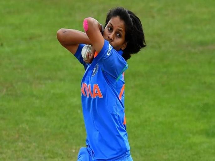 Poonam Yadav lone Indian in ICC women's T20 WC XI | ICC टी20 विश्व कप एकादश में एकलौती भारतीय रही ये गेंदबाज, शेफाली वर्मा 12वीं खिलाड़ी