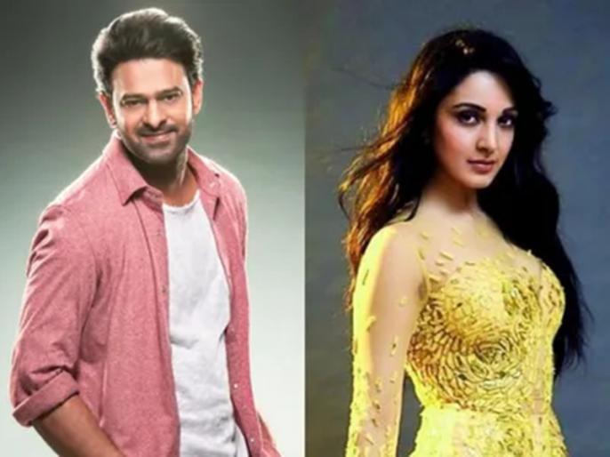 bollywood actress Kiara Advani to play the female lead in Prabhas Adipurush | 'बाहुबली' प्रभास की 'आदिपुरुष' में सैफ अली खान के बाद अब इस एक्ट्रेस की हो सकती है एंट्री, मेकर्स ने किया अप्रोच