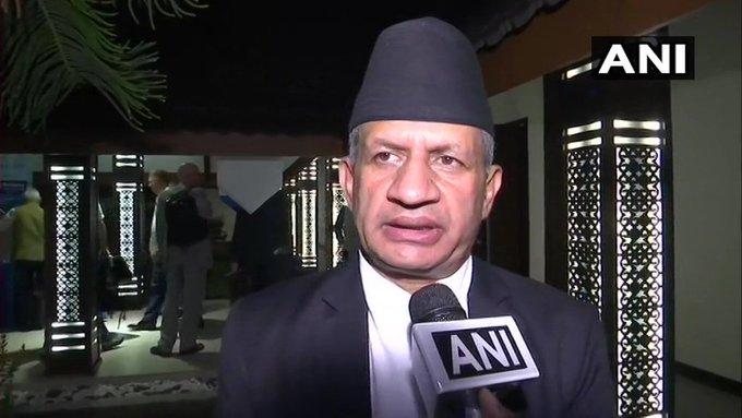 Dispute can be resolved only by negotiation with India', Nepal Foreign Minister Pradeep Kumar Gyawali   'भारत के साथ सिर्फ बातचीत से ही हल किया जा सकता है विवाद', नेपाल के विदेश मंत्री प्रदीप कुमार ग्यावली ने कही ये बात