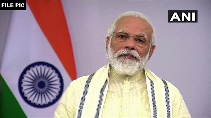 Jammu and Kashmir Galwan Valley Leh PM Narendra Modi China heard fiercely Neemu is 249 km away | अचानक लेह पहुंचे पीएमने चीन को जम कर सुनाई,गलवान वैली से249किमी दूर है नीमू