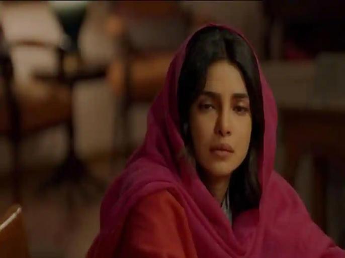 Priyanka Chopra talks about the time when she was kicked out of a film | प्रियंका चोपड़ा ने कहा- आउटसाइडर्स होने की वजह से कई फिल्में छीन ली गई थी मुझसे, मैं बहुत रोती थी लेकिन...