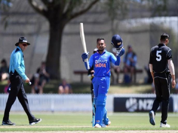 Prithvi Shaw makes a strong comeback, hit 100-Ball 150 In New Zealand | पृथ्वी शॉ की धमाकेदार वापसी, न्यूजीलैंड में ठोक डाले 100 गेंदों में 150 रन