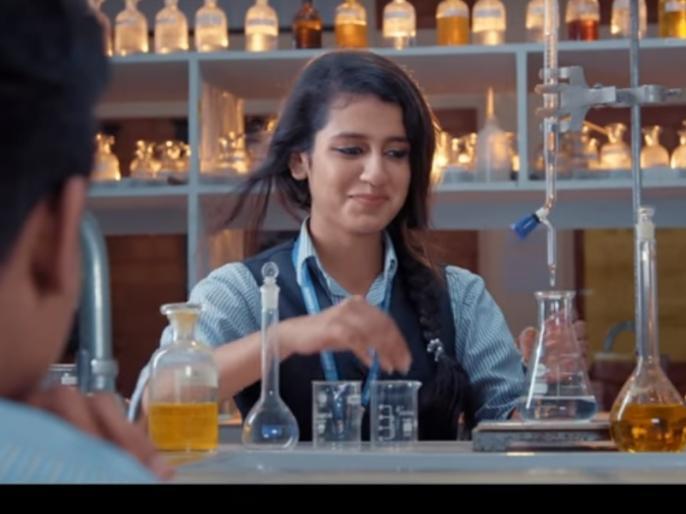 Priya Prakash Varrier Viral Video: Oru Adaar Love Tamil Song Teaser, Priya Prakash Varrier, Roshan Abdul, Shaan Rahman, Omar Lulu | प्रिया प्रकाश वारियर का नया वीडियो हो रहा है जबरदस्त वायरल, आपने देखा क्या?