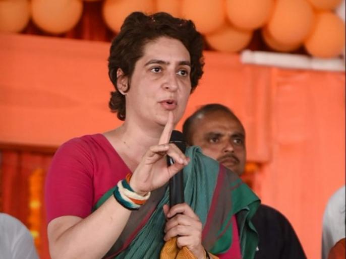 chinmayanand case: Priyanka Gandhi padyatra to supports shahjahanpur law student | शाहजहांपुर की पीड़िता के इंसाफ के लिए प्रियंका गांधी आज करेंगी पदयात्रा, चिन्मयानंद से उगाही करने के आरोप में जेल में है बंद
