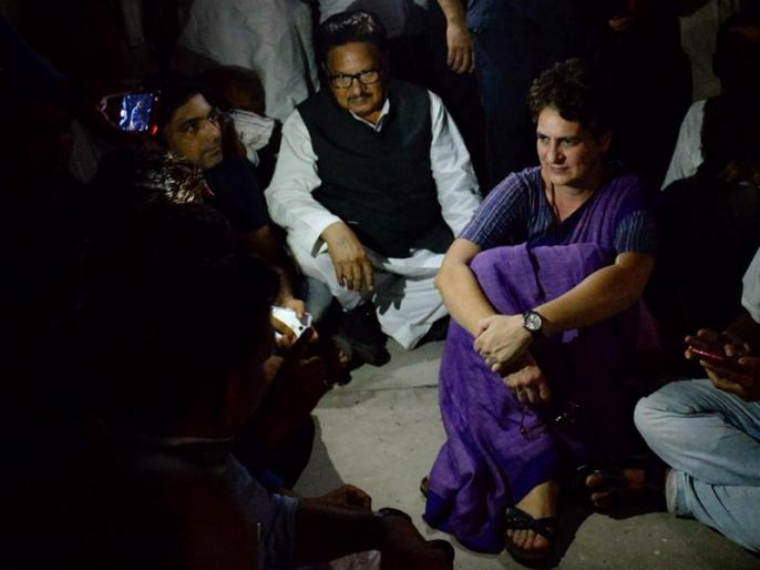 UP: From Sonbhadra Bloody conflict to Priyanka Gandhi arrest, Read whole matter | सोनभद्र खूनी संघर्ष में 10 लोगों की हत्या से लेकर प्रियंका गांधी की हिरासत तक, पढ़ें पूरा घटनाक्रम