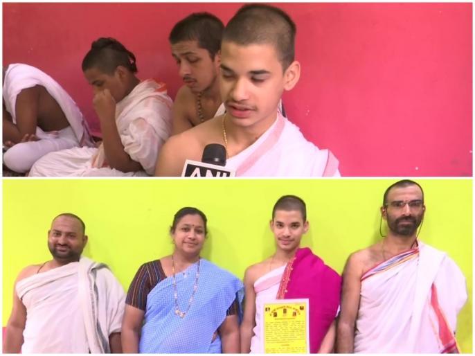 16-year-old Priyavrata is youngest to clear 14 levels of the Sanskrit Shastra exam Tenali Pariksha | 16 साल के लड़के ने रचा इतिहास, सबसे कम उम्र में संस्कृत शास्त्र की 14वें स्तर की महापरीक्षा की पास