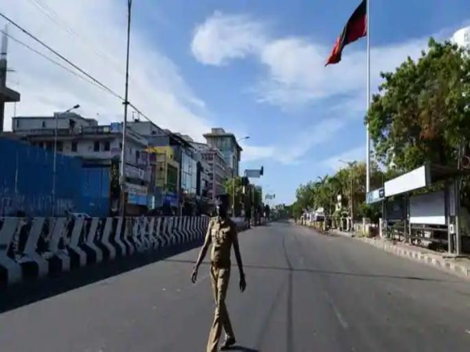 total lockdown in tamil nadu for two weeks from 10 may   तमिलनाडु सरकार का बड़ा फैसला, राज्य में 10 से 24 मई तक फुल लॉकडाउन की घोषणा