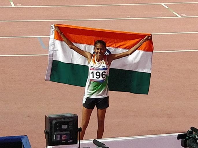 Asian Athletics Championships: PU Chitra wins gold on final day, as India finish 4th | एशियाई एथलेटिक्स चैंपियनशिप: चित्रा ने आखिरी दिन दिलाया गोल्ड, चौथे स्थान पर रहा भारत