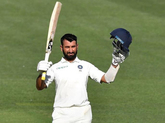 Cheteshwar Pujara completed 5000 Test runs and score 16th Test hundred | Ind vs Aus, 1st Test: चेतेश्वर पुजारा ने खेली ऐतिहासिक पारी, बचाई टीम इंडिया की लाज