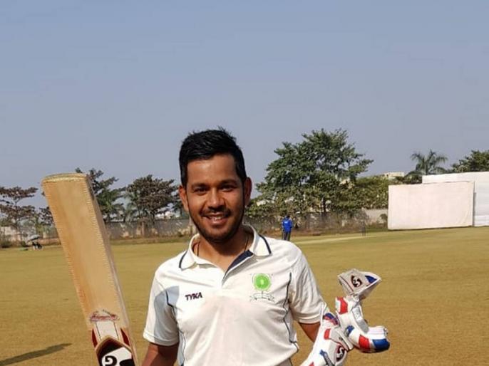 puneet bisht unbeaten 146 runs from 51 balls equal chris gayle big six recored   कभी विराट कोहली के साथ किया था डेब्यू, अब इस खिलाड़ी ने 51 गेंदों में जड़ दिए नाबाद 146 रन, कर ली क्रिस गेल के इस रिकॉर्ड की बराबरी