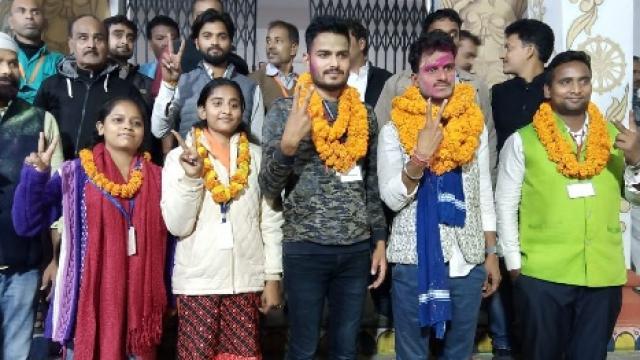 patna university students election result ..pappu yadav party candidate won on president post | पटना यूनिवर्सिटी चुनाव: पप्पू यादव की पार्टी जाप के उम्मीदवार अध्यक्ष पद पर काबिज, छात्र राजद को मिली एक सीट
