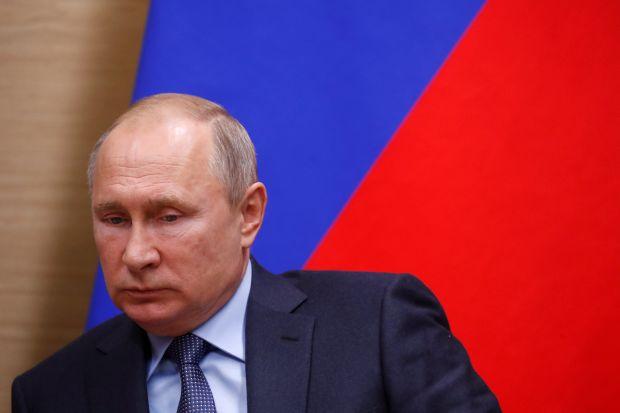 Rajesh Badal's blog: 'Chakra Varti' Putin again a new bet in Russia | राजेश बादल का ब्लॉग: रूस में 'चक्र वर्ती' पुतिन का फिर एक नया दांव