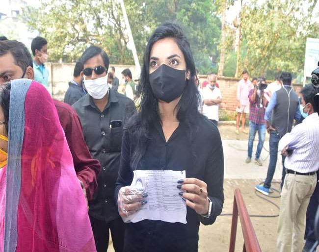 Bihar assembly elections 2020 Pushpam Priya votes NOTA declarednext chief ministerial candidate | बिहार चुनावःपुष्पम प्रियान दिखा पाईं कमाल, नोटा से कम वोट,खुद को अगला मुख्यमंत्री प्रत्याशी घोषित कर रखा था