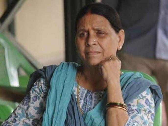 Bihar: After Tejashwi Yadav, Rabri Devi slams Nitish Kumar, says CM is talking infidels | बिहार: तेजस्वी यादव के बाद नीतीश कुमार के खिलाफ राबड़ी देवी ने खोला मोर्चा, मुख्यमंत्री को बताया 'कुतर्कों का योद्धा'
