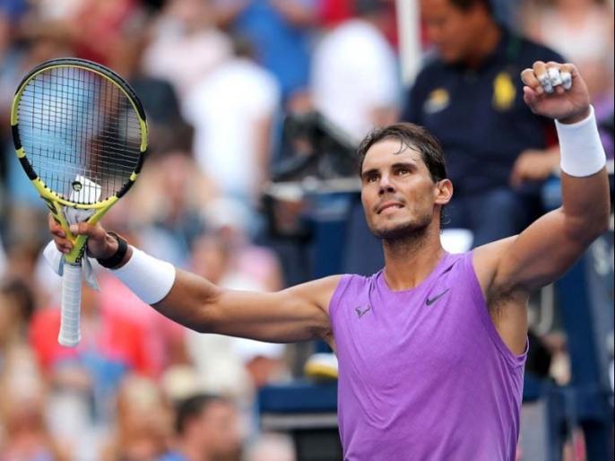 French Open: Rafael Nadal Beats Sebastian Korda to Strom Into Last 16 of Roland Garros for 14th Time | French Open के क्वार्टरफाइनल में पहुंचे स्पेनिश स्टार राफेल नडाल