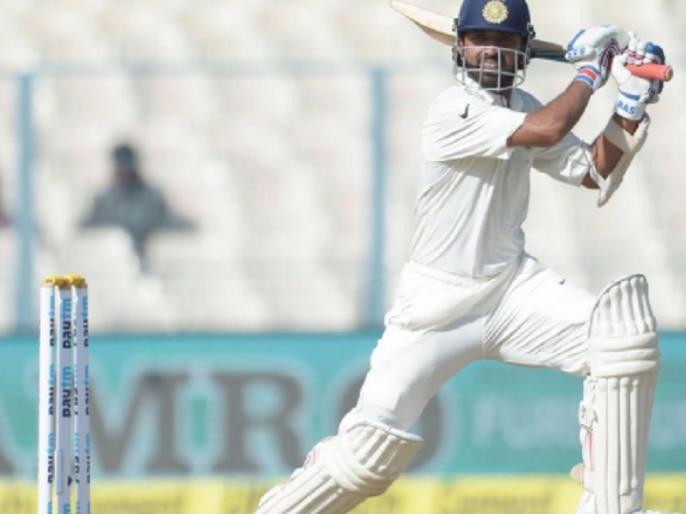 Ajinkya Rahane scores century for Hampshire on County debut   अजिंक्य रहाणे का इंग्लैंड में कमाल, भारत नहीं इस टीम के लिए खेलते हुए जड़ा अपना '30वां शतक'