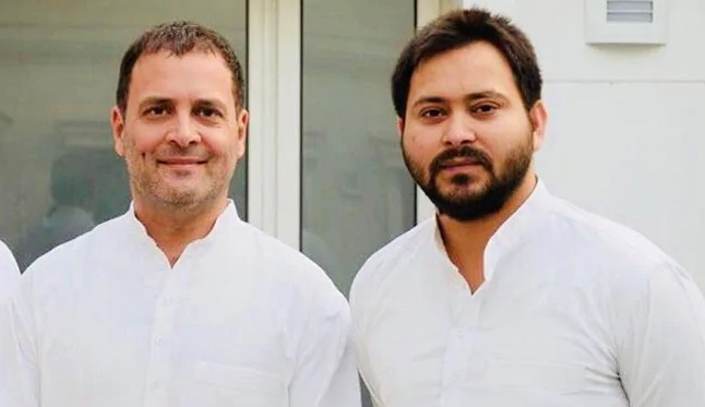 Lok Sabha election 2019 Bihar Mahagathbandhan may destroy due to left in bihar | बिहार में महागठबंधन का खेल बिगाड़ सकती है वाम मोर्चा, अकेले चुनाव लड़ने का मूड बना रहे हैं वामपंथी दल