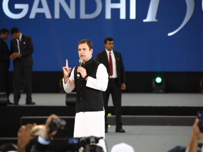 Rahul Gandhi in Dubai says i will not speak maan ki baat only listen people   दुबई में राहुल का पीएम मोदी पर निशान, बोले - 'मन की बात' नहीं करूंगा, आपकी सुनूंगा