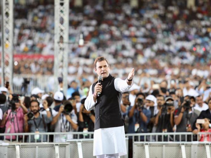 Rahul Gandhi in Dubai says four and a half years of intolerance in india, will fixed   दुबई में बोले राहुल गांधी, साढ़े चार साल से भारत में असहिष्णुता, देश को मैं करूंगा एकजुट