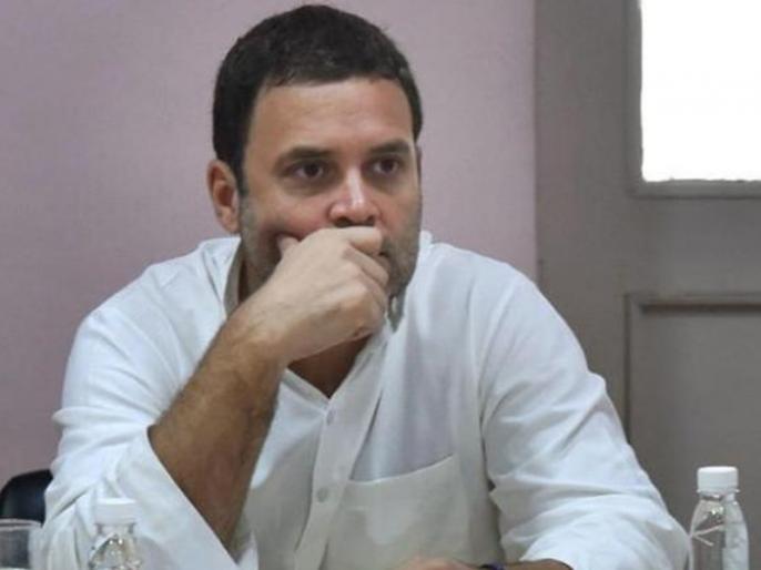 Rahul Gandhi says Corona crisis is a chance to unite, leaving behind religious and caste differences | राहुल गांधी ने कहा, 'धार्मिक और जातिगत मतभेदों को छोड़कर एकजुट होने का मौका है कोरोना संकट'