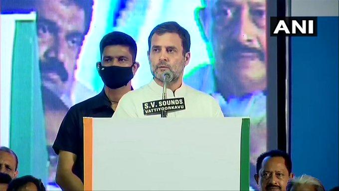 bjp attack rahul gandhinorth india political statement jp naddasmriti iraniamethicm yogi kerala | राहुल गांधी के बयान पर भाजपा हमलावर, कहा-उत्तर भारतीयों का कर रहे अपमान, स्मृति ईरानी बोलीं-एहसान फरामोश!